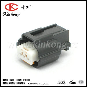 PK605-03027  3 pin automotive electrical female plug   CKK7034-0.7-21