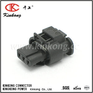 872-858-541 3C0 973 203  3 pin electrical plug    CKK7032-1.0-21