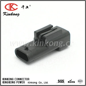 3 hole male waterproof automotive wire connectors  CKK7032-1.0-11
