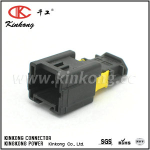 0988220031 3 pins blade electrical connector CKK5037B-1.5-11