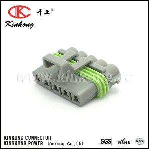 5 way female waterproof type automotive electrical connectors  CKK7051-2.8-21