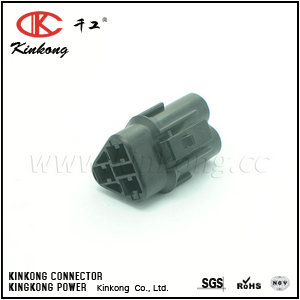 3 way female automotive electrical wire connectors  CKK7031Y-2-21