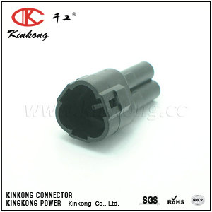 3 way female waterproof automotive electrical connectors  CKK7031Y-2-11