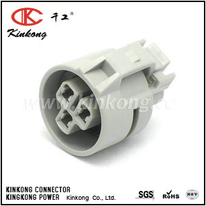 6187-3901  3 way female automotive spade connectors   CKK7032-2.0-21