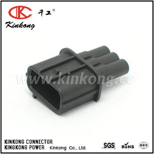3 hole male  electrical wire connectors  CKK7035-2-11