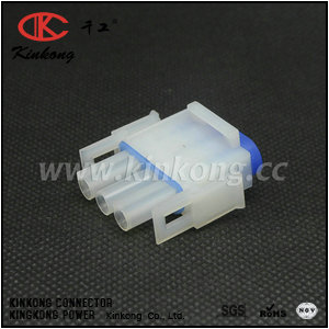 3 pole  female automotive wire connectors  CKK3031-2.1-21