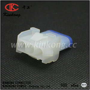 3 hole male automotive electrical connectors  CKK3031-2.1-11