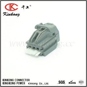 3 way female waterproof automotive electrical connectors  CKK5031-2.2-21