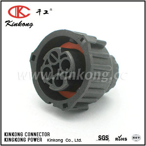 1-967325-2 3 way female automotive connectors CKK3032C-2.5-21