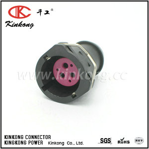 3 way female waterproof automotive connectors CKK3033-2.5-21