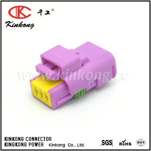 3 pole female cable connectors CKK7031E-2.5-21