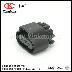 15326614 3 hole female waterproof wire connectors CKK7031A-2.8-21