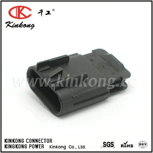 15326626 3 hole male waterproof cable connectors CKK7031A-2.8-11