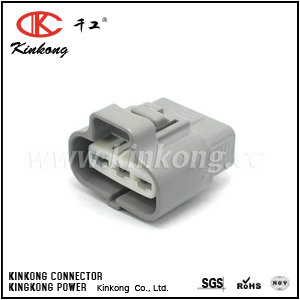6189-0165 3 pin female cable connectors CKK7032-4.8-21