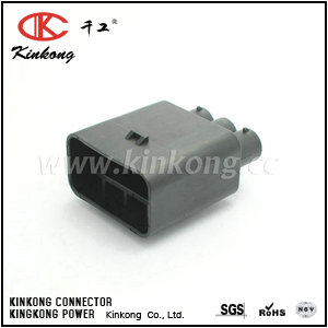 1743757-2  3 way male waterproof type electrical automotivel connectors CKK7034-6.3-11