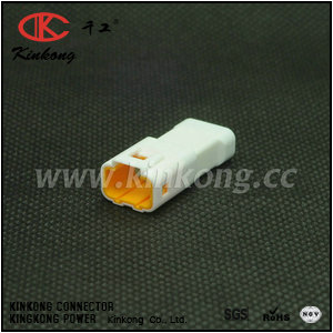 3104A1004 4 pin male automobile connectors CKK7041D-0.7-11