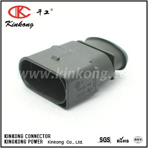 3 way male waterproof type automotive electrical connectors CKK7035-6.3-11