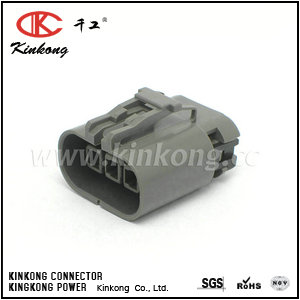 7223-1834-40 MG641263-4 3 way female waterproof  car connectors CKK7038-2.8-21