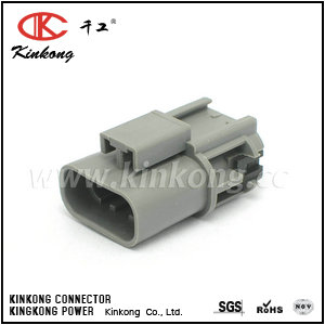 7122-1834-40 3 pin male waterproof type automotive electrical connectors CKK7038-2.8-11