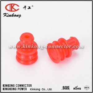 282081-1 electric wiring plug rubber seal