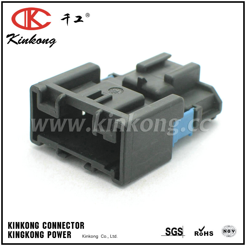 6 way male waterproof type automotive electrical connectors CKK5061F-1.5-2.5-11