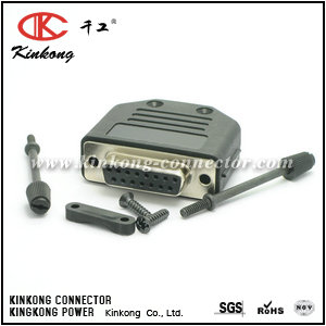 15P D-SUB cable connector accessory CKK-DB-15