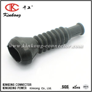 3 pin electrical connector rubber boot CKK-3-003