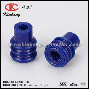 7165-0118 electrical connector wire rubber seal