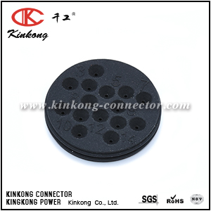 electrical automotive connector rubber seal CKK-150-15