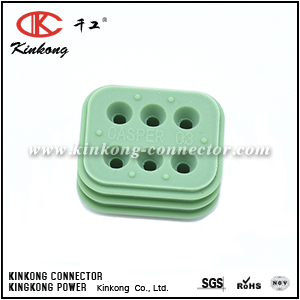 6 pin cable connector rubber seal CKK-152-6