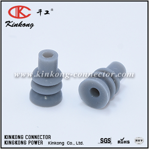 172888-1 cable connector rubber seal