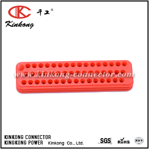 rubber seal for 48 pole wire plug CKK-048-03