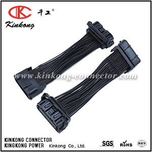 KinKong Type 48 Pin connector Wire Harness for automobile
