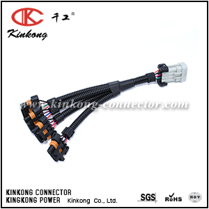 KinKong Waterproof Electric Automotive wire harness