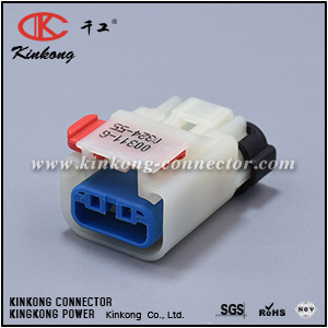 54200311 3 pin electric wire plug  CKK7037W-2.8-21