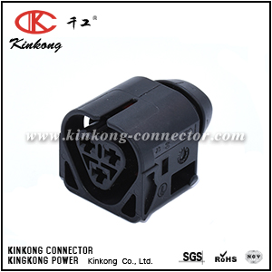 12521437985 3 pin female cable wire connector CKK7038A-3.5-21
