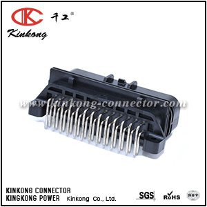 1473711-1 6473711-1 26 Pin 1.0mm automotive connector for Yamaha 90891-30032 with tin plating or gold plating CKK726K-1.6-11