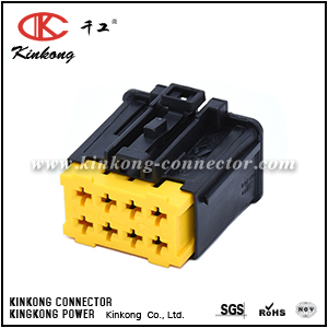 0989061011 8 way electrical connector