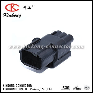 6188-4775  3 pin waterproof plug   CKK7031-1.2-11