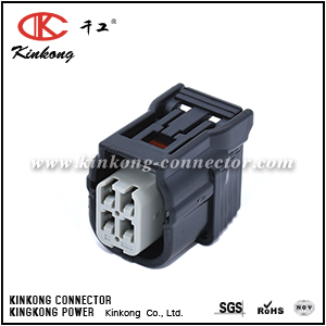 6189-7039 4 way female cable wire connectors CKK7041-1.2-21