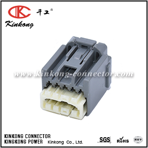 7283-5533-40  10 hole female electrical connector CKK5102G-1.5-21