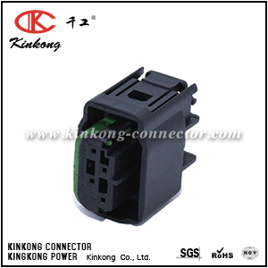 1-967640-1 8E0 971 934 4 ways female rear-view camera connectors CKK7041A-0.7-21