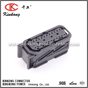 12527578541 24 hole female waterproof plug for BMW