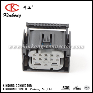 61136954492 1452870-1 13 pin female electrical connector for BMW