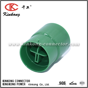 4 hole male electrical wire connectors CKK7047D-6.3-11