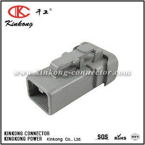 DTP06-2S-E003 2 pole female DTP series automoblie connector
