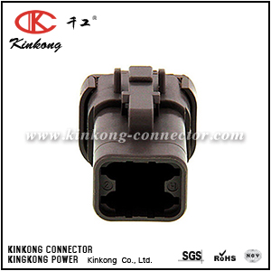 DTP06-4S-E003 ATP06-4S-EC01 4 way female cable wire connectors