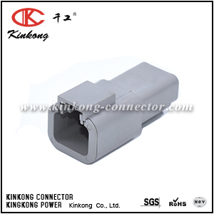 DTP04-2P ATP04-2P 2 pin connector socket