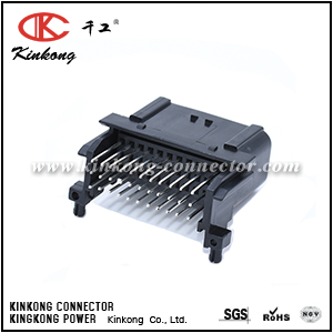 33 pin male automotive connector for Kinkong CKK733SZ-0.7-11
