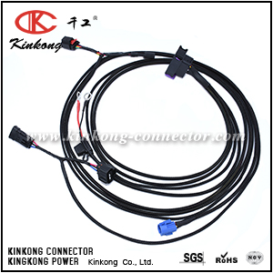 OEM wire harness for many cars